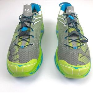 Hoka One One Shoes - Hoka One One Huaka Running Sneaker Shoes - US 11.5 8a5d2b4b567